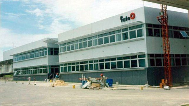Caída. La fábrica de neumáticos Fate se suma a la larga lista de empresas bajo procedimiento de crisis.