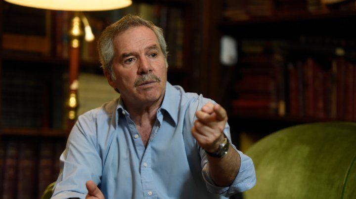 Solá: El establishment marcó a Lavagna como el sucesor de Macri