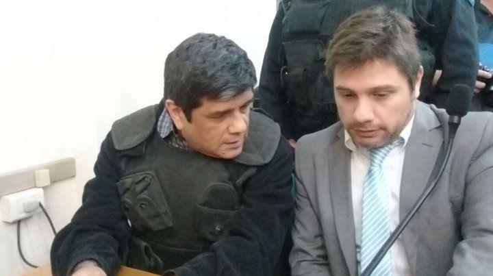 En el juicio. Díaz
