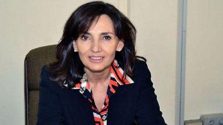 La jueza Garmendia.