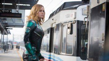 Capitana Marvel: la fórmula infalible