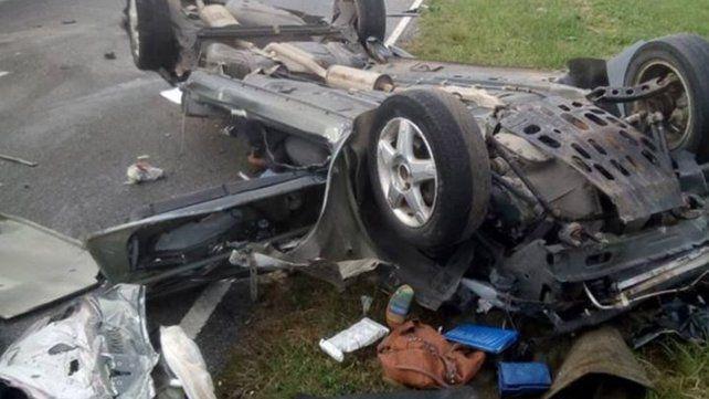 Identificaron a las dos mujeres, una de ellas embarazada, que murieron en la autopista