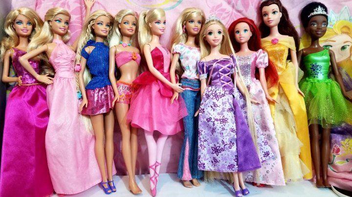 La muñeca Barbie cumple 60 años y los festeja con una colección de mujeres reales