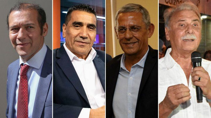 Candidatos. Gutiérrez