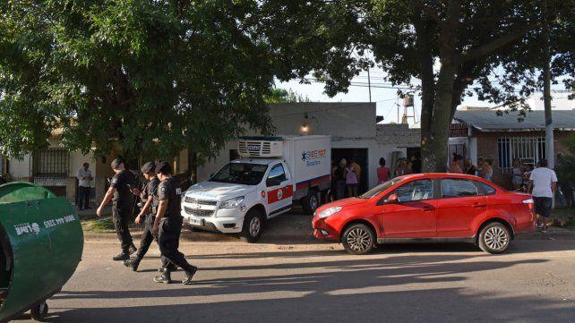 Sospechas. El 22 de enero mataron a Patricio Patiño en Gutiérrez al 200. Los pesquisas miran a Yair.