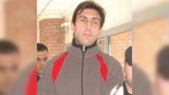 Alejandro Bertotti sigue preso.