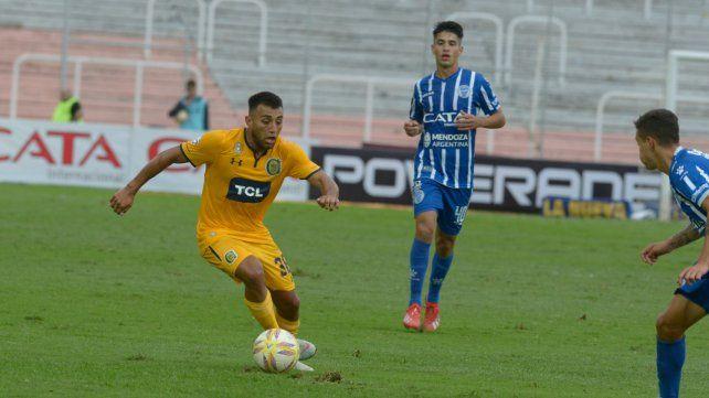 Lateral. Rodrigo González aportó un par de veces en ataque pero fue expulsado.