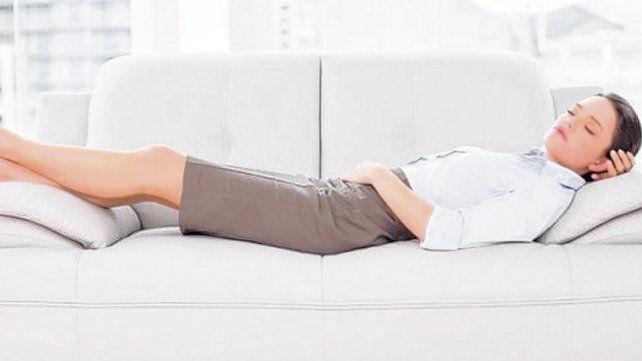 Me tomo cinco minutos. La siesta se puede adoptar fácilmente y por lo general no cuesta nada