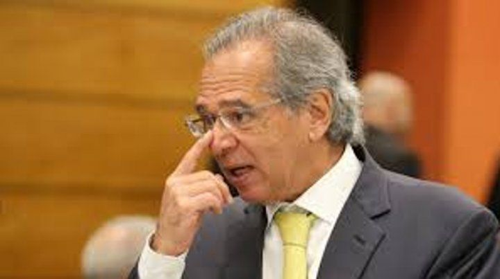 énfasis. Paulo Guedes.