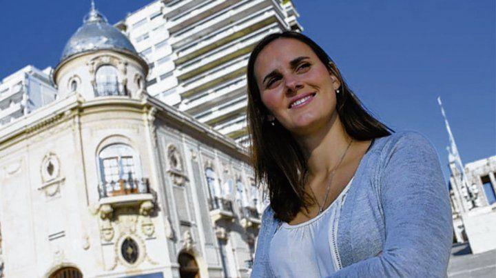 Aspiración. Sofía Botto apuesta a la renovación en la política.