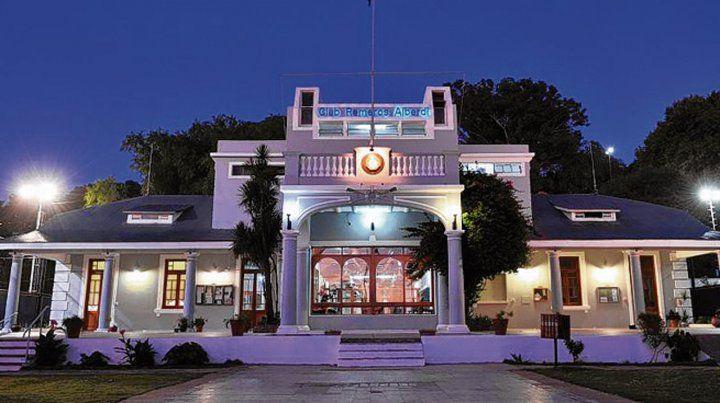 Glamour. El club fundado en 1919 fue enclavado en el corazón de Pueblo Alberdi