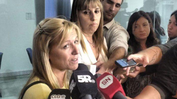 La esposa de Cragnolino dijo que está conforme con la imputación al conductor que chocó y mató