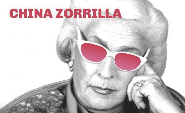 Le rinden homenaje a la inigualable China Zorrilla en el Teatro Cervantes