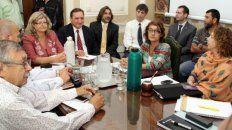 Una nueva reunión paritaria se desarrolló hoy en Santa Fe, pero no hubo acuerdo y el paro de mañana está ratificado. (Foto de archivo)