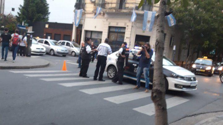 El tránsito estaba cortado en Tucumán y Corrientes.
