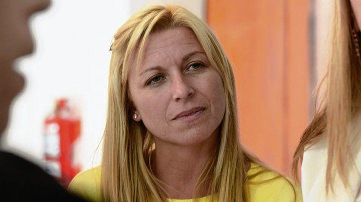 Dolor. Julia Coria espera justicia por la muerte de su marido.