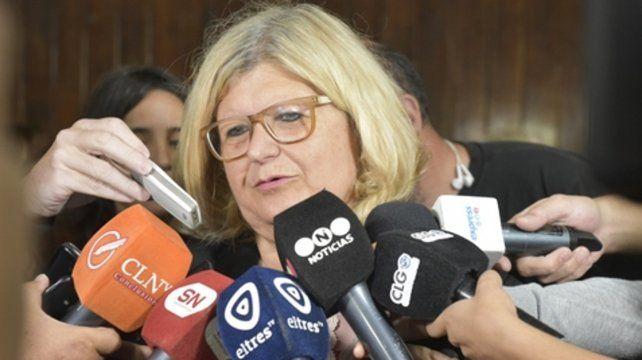 La ministra se mostró convencida de que el paro ya estaba decidido y que por eso la propuesta no fue analizada por las bases.