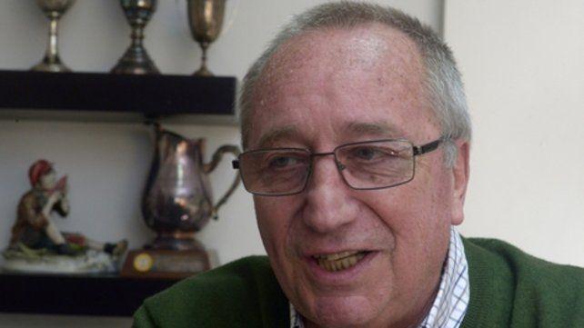 Raúl Broglia. Ex presidente canalla.