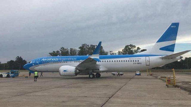 Tras dos accidentes fatales, Aerolíneas Argentina dejará en tierra sus Boeing 737 MAX 8