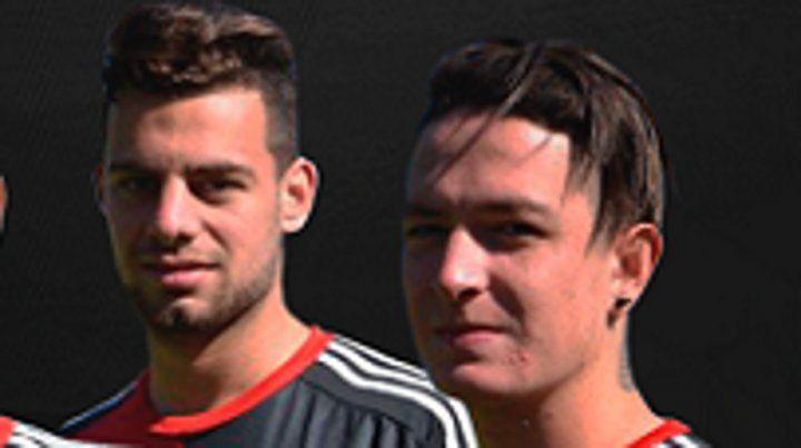 Requena y Moreno jugarían en La Plata.