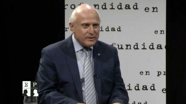 Lifschitz: Hay que construir un proyecto que nos saque del blanco y negro de Macri y Cristina