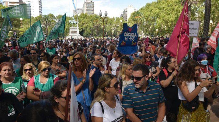 Amsafé Rosario le reclamó a la provincia un aumento salarial del 35 o 40 por ciento