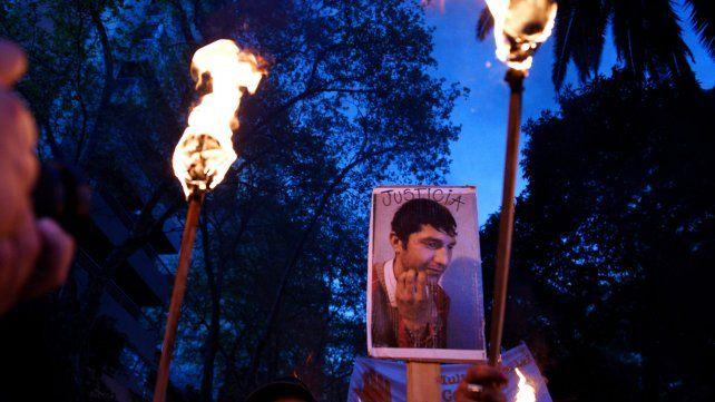 La segunda exhumación del cuerpo de Franco Casco se hará el 28 de marzo