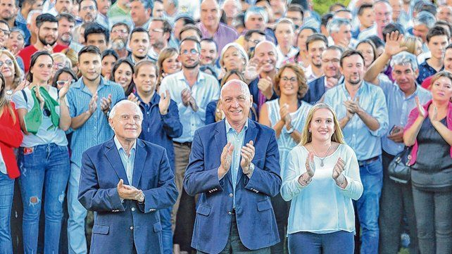 Candidatos. Lifschitz