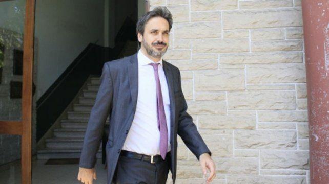 A cargo. El juez Ramos Padilla.