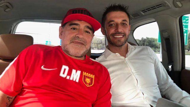 Matías Morla reveló el nombre del cuarto hijo de Maradona en Cuba