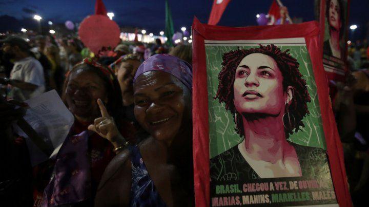Arrestaron a dos expolicías cariocas por el crimen de la concejala Marielle Franco