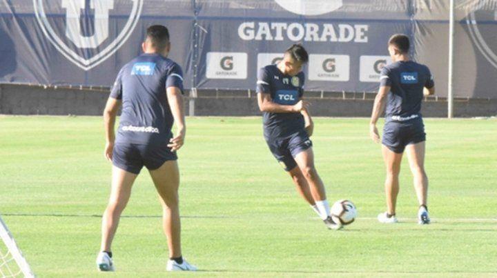 Segunda chance. Palavecino(centro)