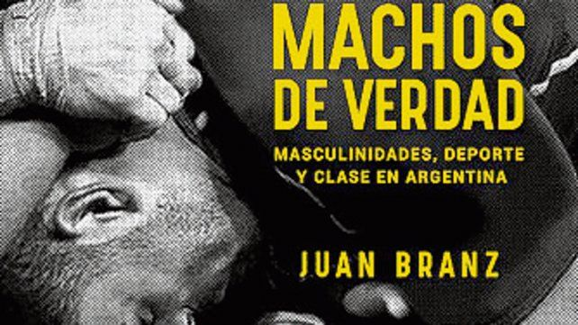 Portada. El libro escrito por Juan Branz.