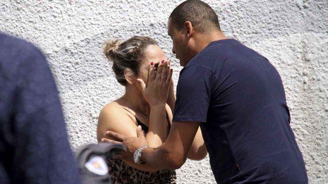 Al menos ocho muertos en un ataque a balazos en una escuela de San Pablo