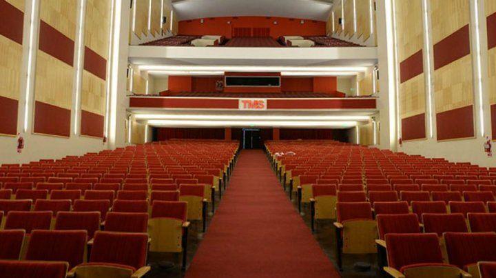 Allanaron el teatro donde se accidentó Sergio Denis