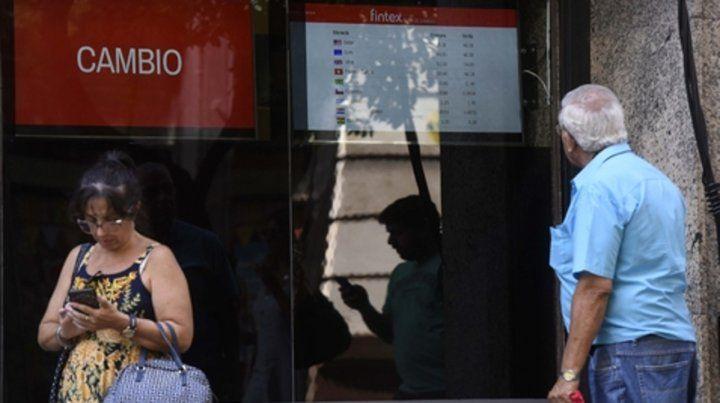 La bóveda. Las reservas del Banco Central finalizaron ayer en u$s68.481 millones.