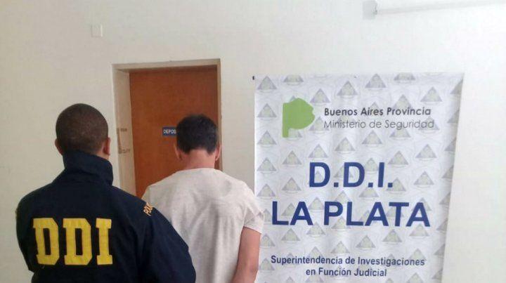 Cayó acusado de raptar, drogar y violar a su mujer en La Plata