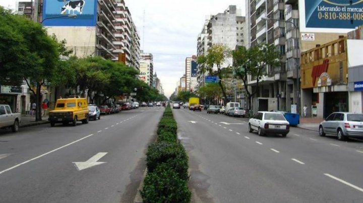 Proponen bajar la velocidad máxima permitida en las avenidas