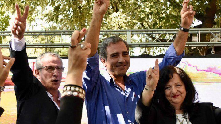 Cachi Martínez y Miatello van a la interna con lista a diputados