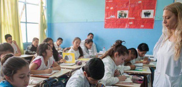Los alumnos de Santa Fe