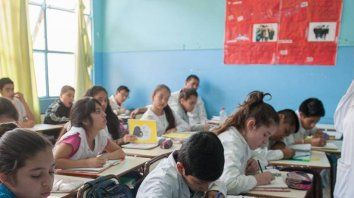 Los alumnos de Santa Fe, entre los más calificados. (Foto: Ministerio de Educación de la Nación)