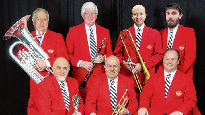 La Tradicional Jazz Band actúa en El Círculo