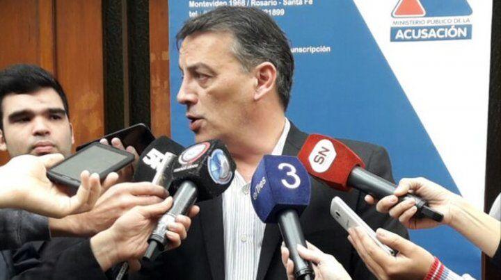 El fiscal de Homicidios Ademar Bianchini(foto) y el defensor José Ferrara solicitaron que fuera condenado a 4 años de prisión como autor del crimen de Godoy.