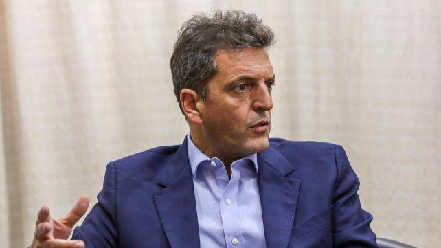 Sergio Massa dijo que el gobierno de Macri fracasó y desilusionó a millones de argentinos.