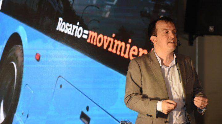 Diputado. Joaquín Blanco señaló la necesidad de adecuar la Constitución santafesina a la realidad del siglo XXI.