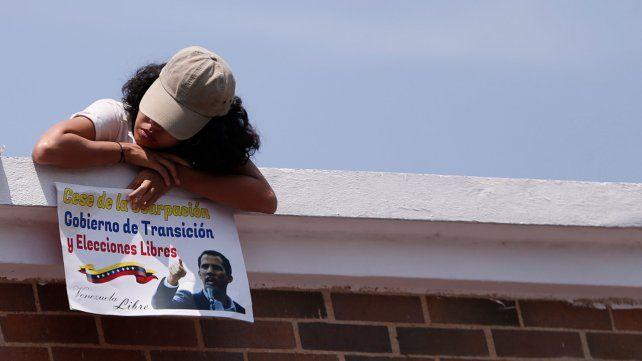 Venezuela: Guaidó busca organizar a la población en comités de barrio