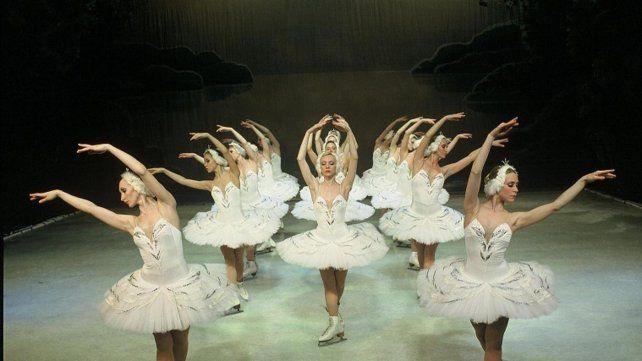 Danza. La agrupación de 34 bailarines presentará El lago de los cisnes.