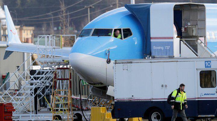 Argentina cerró su espacio aéreo a los Boeing 737 Max 8