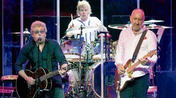 Vuelta al ruedo. Daltrey y Townshend, emblemas de The Who.