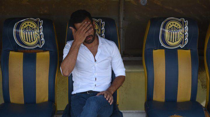 Paulo Ferrari finalmente dejó de ser el director técnico de Rosario Central